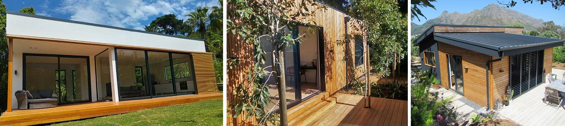 Timber home - Timberliving Cape Town