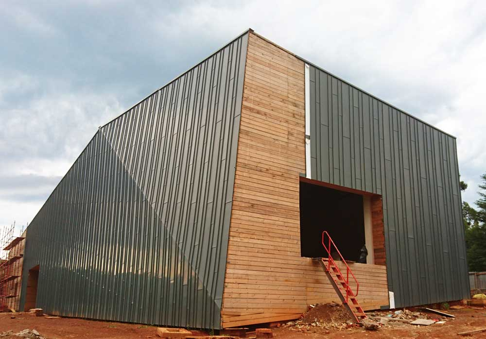 Timberliving - Timber facade