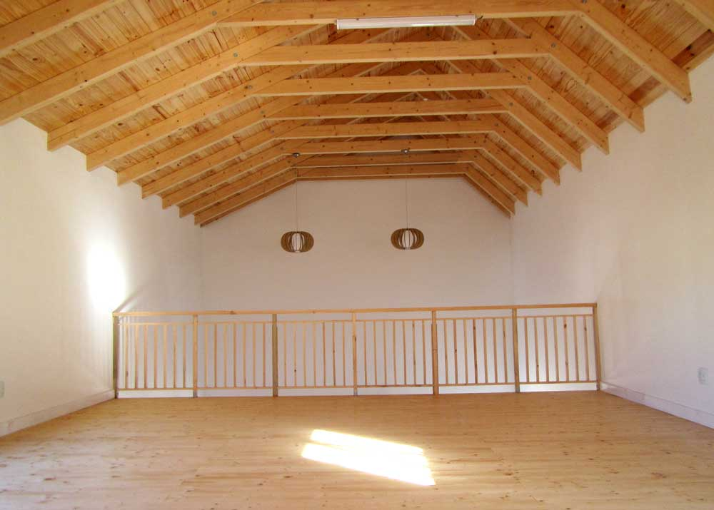 Timberliving - Mezzanine