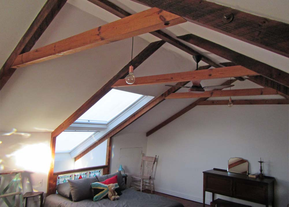 Timberliving - Bedroom Carpentry